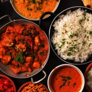 Indian Mixed Menu